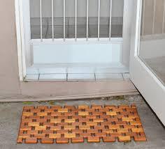 floor mat wood floor mat forever redwood