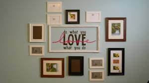 charming photo frame wall 123 picture frame wall decor ideas wall