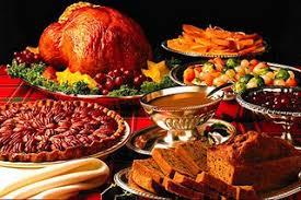 senior center giving thanks for thanksgiving deeds