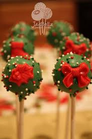 christmas cake pops ideas holiday wreath cake pops you can use at
