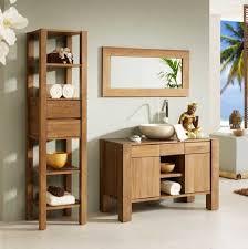 holzmöbel badezimmer günstige badmöbel fantastisches design holzmöbel set badezimmer