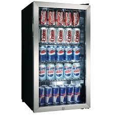 Table Top Vending Machine by Mini Cooler 50l Beverage Cooler Table Top Fridge Glass Door