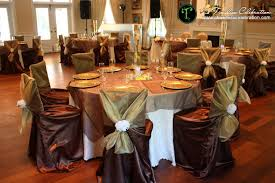 Fall Table Decorations For Wedding Receptions - brown and gold wedding dresses tbrb info