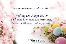 happy easter dear colleagues and friends happy easter