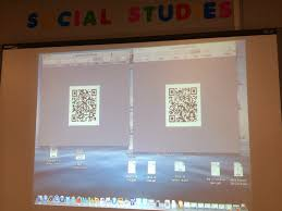 our flipped classroom adventures qr codes in the classroom