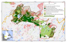 Canada Forest Fire Map by Inside An Indigenous Community U0027s Fight To Save Canada U0027s Boreal