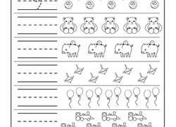 writing numbers worksheets u0026 free printables education com