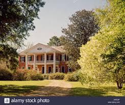 Gloucester Mansion In Natchez Mississippi Usa Stock Photo Royalty