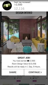 design home is a game for interior designer wannabes design home guide 148apps