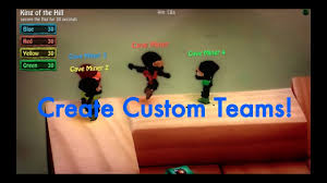 Custom Team Flags How To Change Teams In Bombsquad Color Name And More Youtube