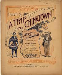 a trip to chinatown wikipedia