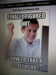 Internet Kid Meme - image 380062 first day on the internet kid know your meme
