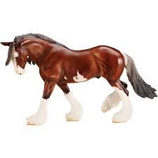 breyer classics 3 horse stable play set walmart com