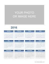 photo calendar 2016 make your own calendar free download