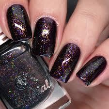 nail polish society celestial cosmetics we breathe fire