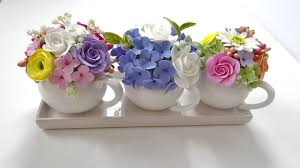 flower arrangement pictures with theme teapot flower arrangement