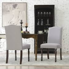 Parsons Upholstered Dining Chairs Parson Dining Chair Wayfair