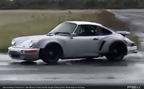 singer porsche red video are these 964s are singer williams 4 valve flat six test