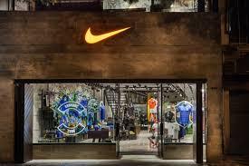 nike football only store rio de janeiro u2013 brazil retail design
