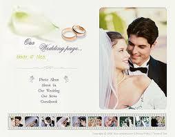 wedding site wedding websites to plan your own wedding iwedplanner