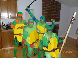 Halloween Costumes Ninja Turtles Tmnt Ninja Turtles Homemade Costumes Ninja Turtles Costumes