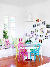 Different Color Dining Room Chairs How To Mix And Match Dining Chairs My Paradissi