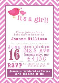 templates stylish free printable baby shower invitation