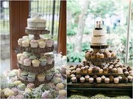 Wedding Cupcake Decorating Ideas 25 Amazing Rustic Wedding Cupcakes U0026 Stands Deer Pearl Flowers