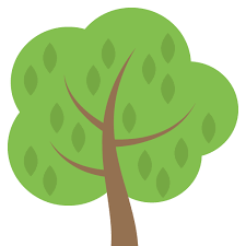 deciduous tree emoji for email sms id 1528 emoji