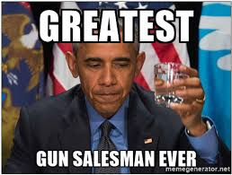 Tokens Tokens Everywhere Everywhere Meme Generator - president obama names his biggest failure gun control the truth