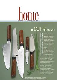 caviar affair appreciates the shun bob kramer line shun cutlery