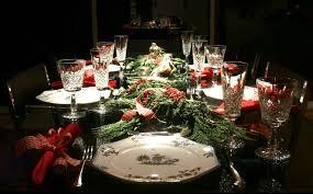 decorate christmas table dinner christmas dinner room table decoration ideas womenu fashion dma