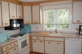painting kitchen cabinets without removing doors u2014 smith design
