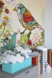 180 best girls room images on pinterest bedroom ideas room girls room makeover large colorful bird painting hanging above dresser in