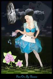 38 best cosplay alice in wonderland images on pinterest alice
