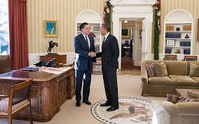 Gold Curtains In The Oval Office Barack Obama To Move Into Replica Oval Office Telegraph