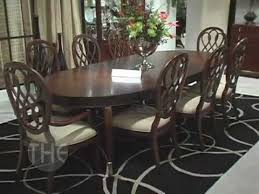 bobs furniture kitchen table set spectacular dining room set bob mackie home signature