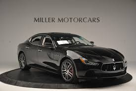 ghibli maserati 2016 2016 maserati ghibli s q4 stock w210 for sale near greenwich ct
