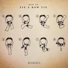 how to tie a bow tie the illustrated edition