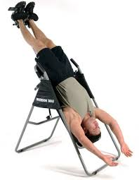 Inversion Table For Neck Pain by Dystonia Living Health Benefits Of Gravity Inversion Table