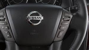 2017 nissan armada car and driver 2017 nissan armada intelligent cruise control icc if so