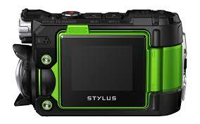 Gray Green Amazon Com Olympus Tg Tracker With 1 5 Inch Lcd Green Camera
