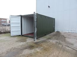 Secure Storage Container Secure Storage Containers For Rent Bicester Ox26 In Bicester