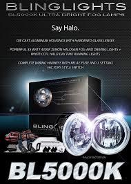 3 inch fog light kit angel eye fog ls halo driving lights kit for 2015 2018 subaru