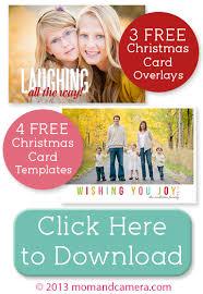 3 free photoshop christmas card templates christmas card