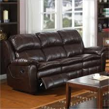 pulaski leather reclining sofa pri dillon sofa in dark brown 6880 401 023 zimmermans living