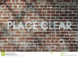 brick wall stock illustration image 64861027