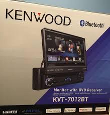 kenwood kvt 7012bt 1 din dvd receiver w 6 95