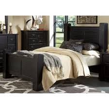 Search Results For Fourposterbed Furniture For Your Living - Rc willey black bedroom set