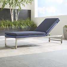 Pool Chaise Lounge Outdoor Chaise Lounges Crate And Barrel
